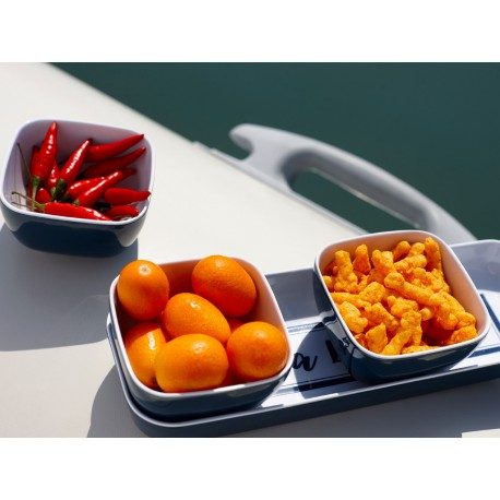 SeaLovers snack-set 4 delig
