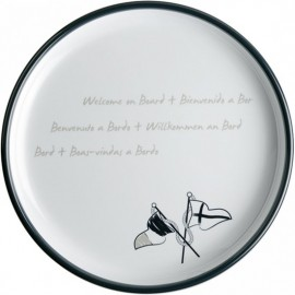 Marine Business Welcome on board dessert bord 27003 21cm