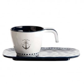 Sailor Soul melamine koffieset Marine Business