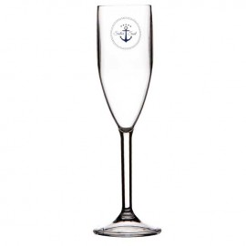 Champagneglas Sailor Soul Marine Business,  6 stuks.